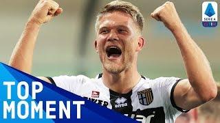 Cornelius Seals the Win for Parma! | Parma 2-0 Roma | Top Moment | Serie A