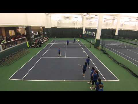 United States Air Force Women's Group Tennis Drills