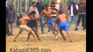 Sarhi (Hoshiarpur) Kabaddi Tournament 8 Jan 2014 Part 6 By Kabaddi365.com