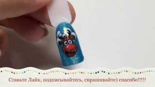 дизайн ногтей 2016 фото новинки с блестками