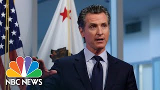Watch as california gov. gavin newsom holds a coronavirus briefing. nbc news now is live, reporting breaking and developing stories in real time. we are...