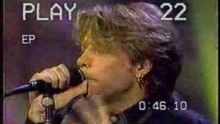 Bon Jovi - In these arms (live) - 13-03-1993