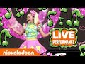 Download JoJo Siwa Performs 'Hold the Drama' | SlimeFest 🎀  | Nick