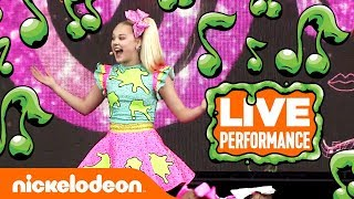 JoJo Siwa Performs 'Hold the Drama' | SlimeFest 🎀  | Nick