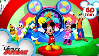 Hot Dog Dance (1 hour)  Mickey Mouse Clubhouse  Disney Junior