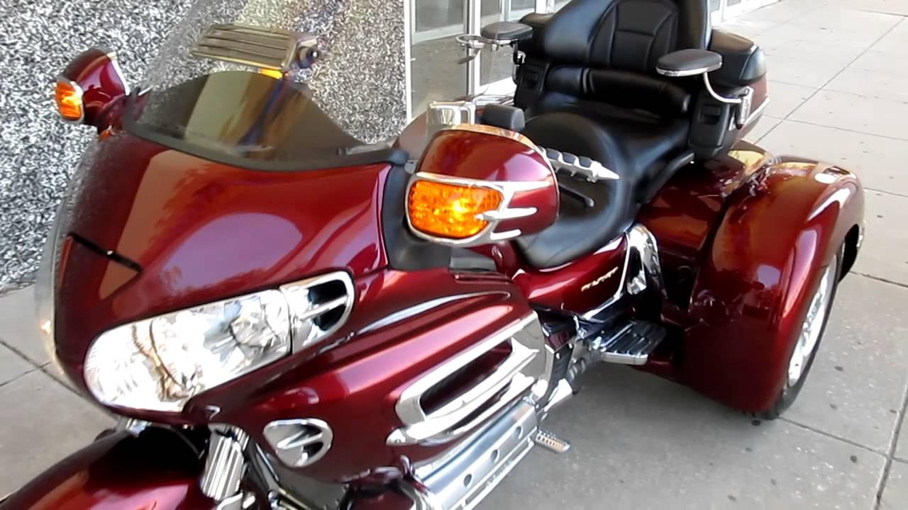 Honda Goldwing Champion Trike for sale American motorcycle