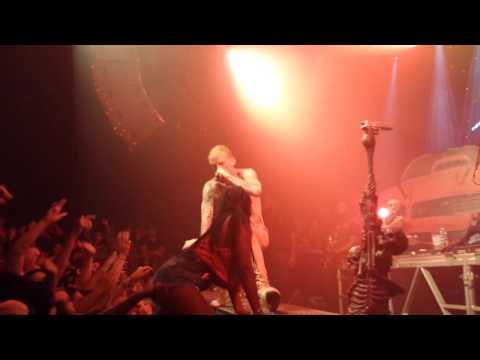 Machine Gun Kelly (MGK) - Baddest - Live