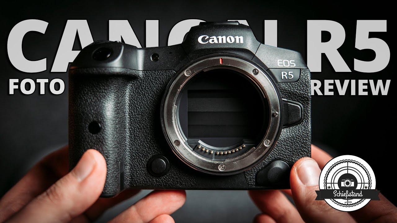 Vom Jäger zum gejagten! - Canon EOS R5 Foto-Review