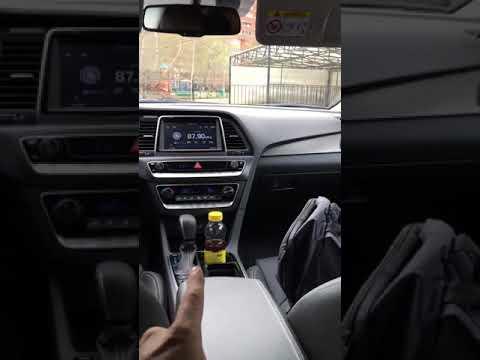 Новая Hyundai Sonata глазами водителя