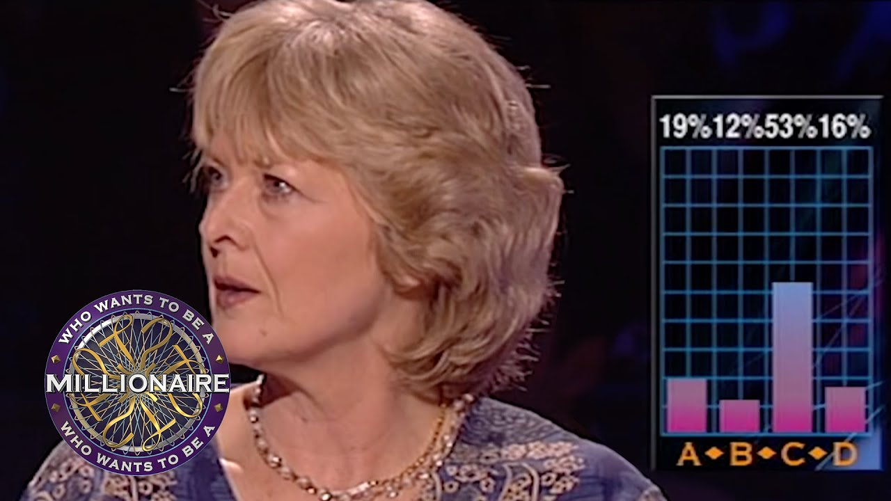 Tony Blair Was Born In Which Country? | Who Wants To Be A Millionaire