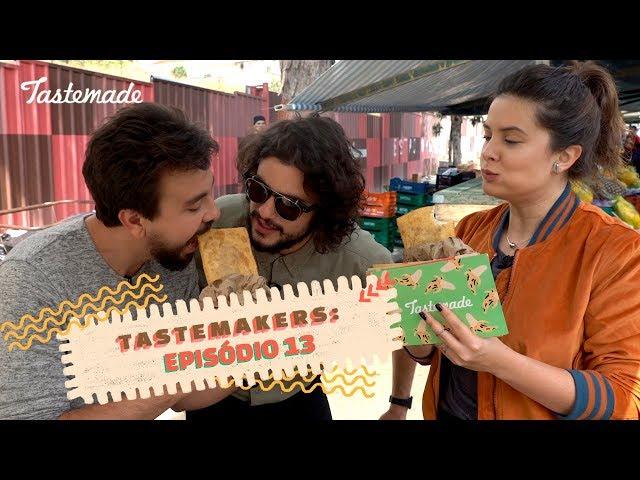FEIRA COM 10 REAIS   Tastemakers: A Competição (Episódio 13)