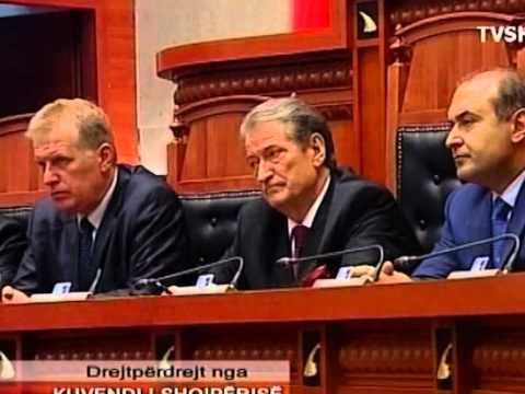 Betohet Presidenti Bujar Nishani - Vizion Plus - News - Lajme