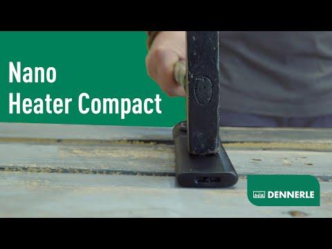 DER BRUCHSICHERE AQUARIUM HEIZER | Nano Heater Compact | DENNERLE
