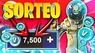 *SPECIAL SWEEPSTAKE* 4000 FREE PAVOS // FORTNITE // FeX YT