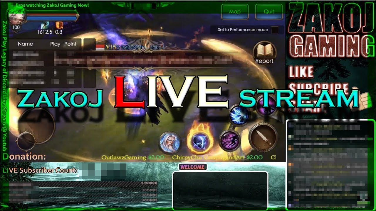 🔴Legacy of Discord LIVE: Meeting Tym001 in FINAL [Guild Clash 3 Sep]