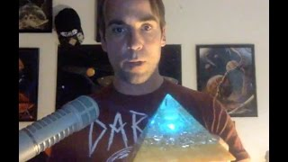 Check Out This Mind Blowing Orgone Pyramid!!