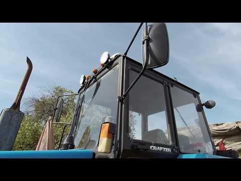 КЛИНЯТ ТОРМОЗА на тракторе МТЗ
