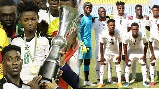 WAFU 2019 -ALL YOU NEED TO KNOW AHEAD OF THE WEST AFRICAN FOOTBALL TOURNAMENT THIS WEEKEND