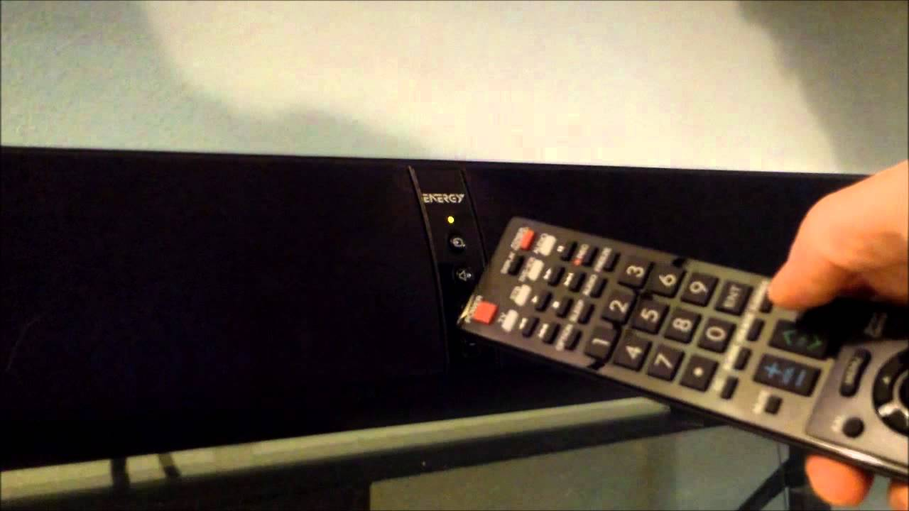 ilive sound bar how to connect to tv
