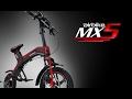 Airbike MX5 Bicicleta Eléctrica - ¿Cómo se carga?