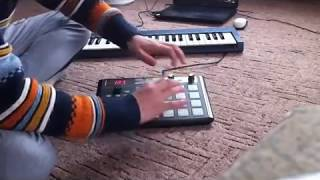 Korg pad Kontrol - Калым production (lite pad beat).mp4