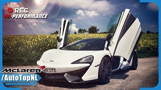 McLaren 570 GT 720HP Review by AutoTopNL