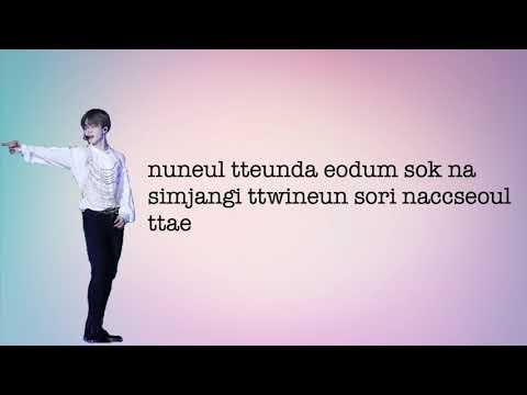 BTS Love Myself Karaoke / Instrumental