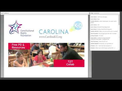 North Carolina TLPD Civil Conversations