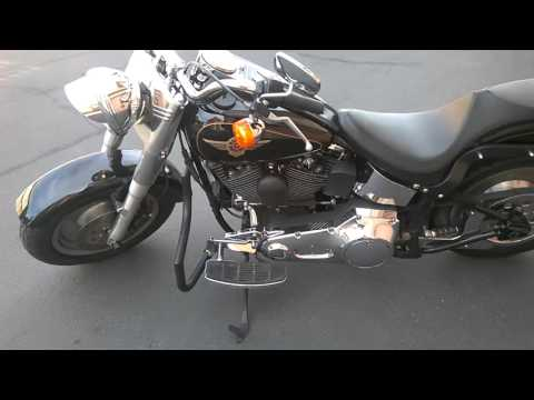 98 Harley Davidson fatboy