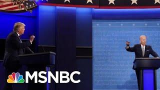 Will Trump Be More Reserved Following Debate Change?   Morning Joe   MSNBC