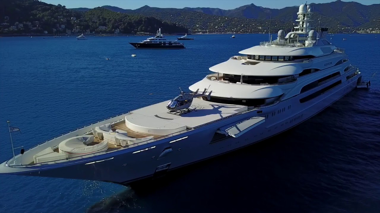 "Yacht ""Ocean Victory"""