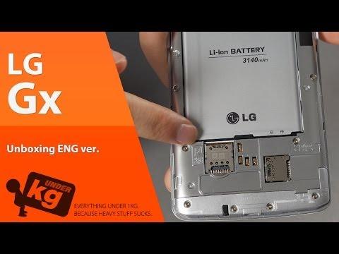 [EN] LG Gx Unboxing