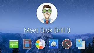 Data recovery software Mac. Meet Disk Drill 3 for macOS