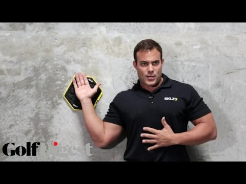 Shoulder Exercises For Golf