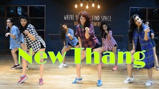 The BOM Squad | New Thang Redfoo | Choreography by Svetana Kanwar