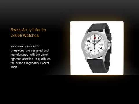Swiss Army Infantry 24656 Watches