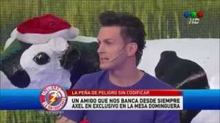 Axel en Peligro Sin Codificar  - 14 de Diciembre de 2014