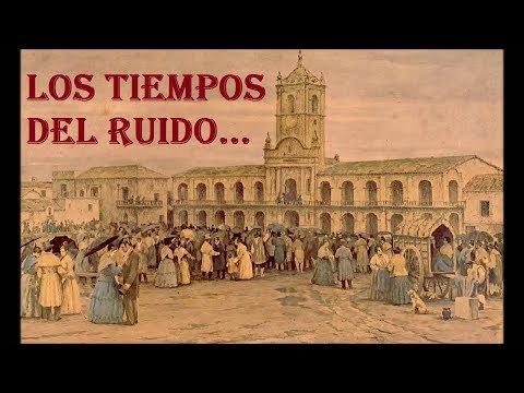 Los tiempos del Ruido en Bogotá