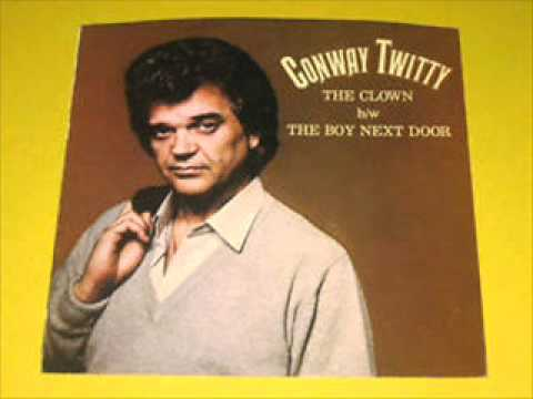 Conway Twitty The Clown