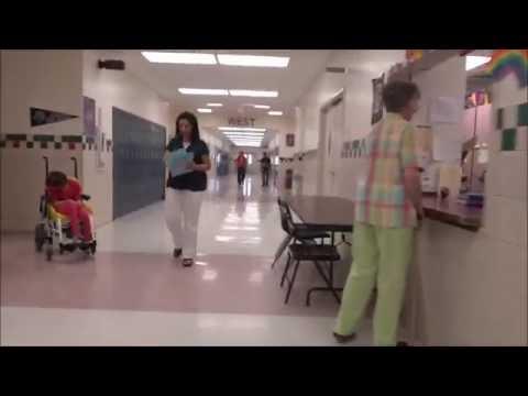 Spring 2012: Tour of Franklin High School El Paso, TX w/ ride in Locked Dover Elevator