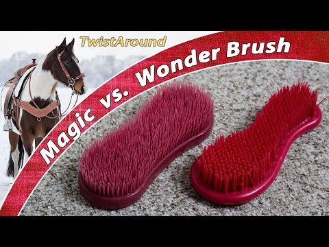 [Produkttest] Magic Brush vs. Wonder Brush
