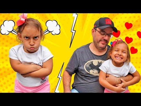 Maria Clara em uma História Engraçada de uma Nova Irmã (ft Gatinha das Artes) - MC Divertida