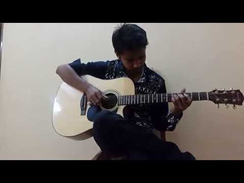 Animals by maroon 5,fingerstyle guitar-by Harshil
