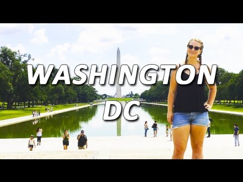 GOT LOST AT THE PENTAGON | A Week in Washington DC