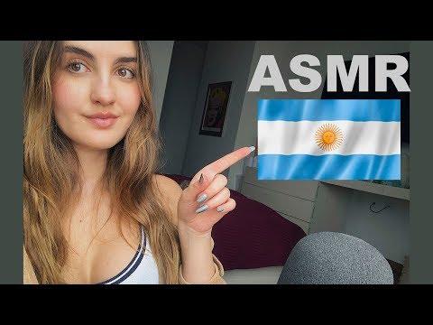 ASMR - PROBANDO DULCES ARGENTINOS