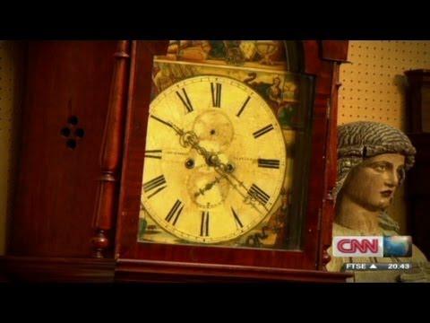 Chinese buyers fuel UK antique market
