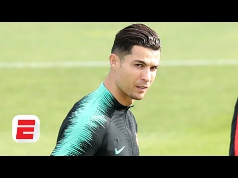 Paciência Knows As Much About Cristiano Ronaldo's Fitness As My Shoe - Craig Burley | ESPN FC