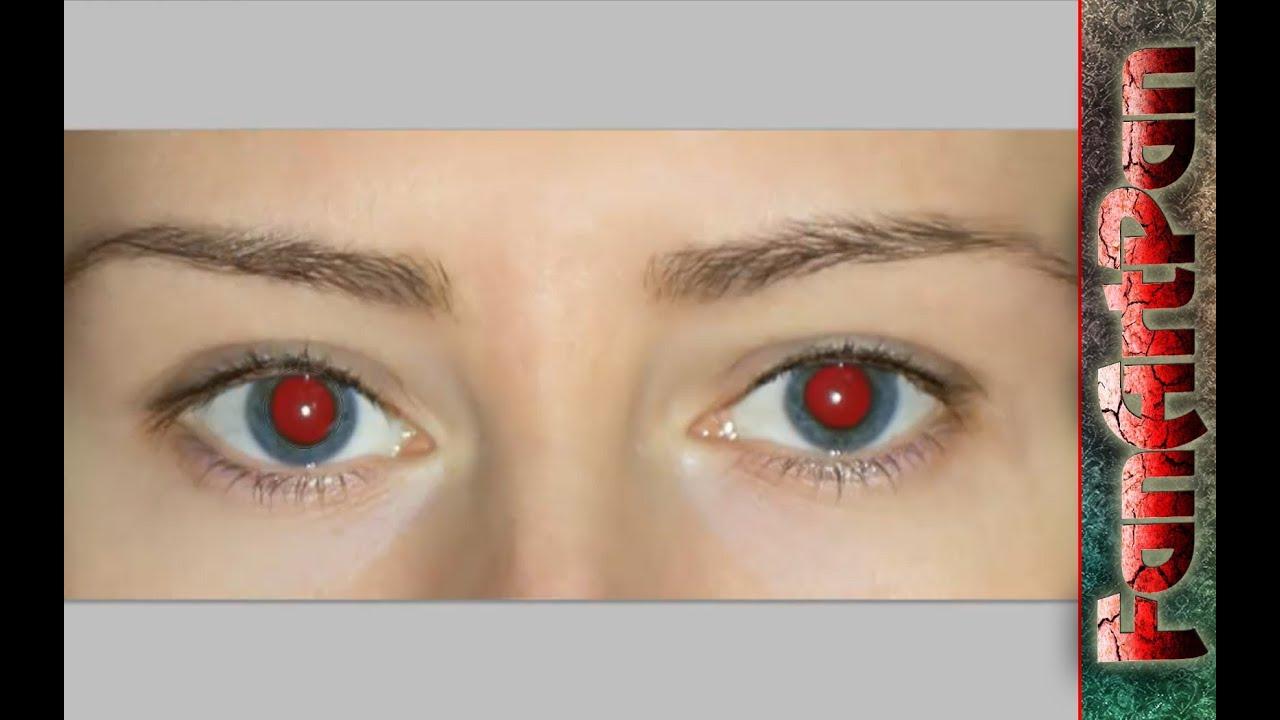 Программа чтобы убрать красные глаза
