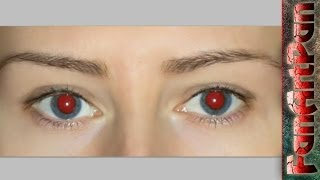 Как убрать красные глаза в фотошопе. Уроки фотошопа.(УРОКИ ФОТОШОПА. КРАСНЫЕ ГЛАЗА. Как убрать красные глаза в фотошопе. Посмотрев данное видео вы узнаете 2 спос..., 2013-06-30T21:13:14.000Z)