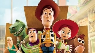 Toy Story 3 - Train Rescue - Cartoon Movie Game for Kids - Disney Pixar Toy Story 3 HD